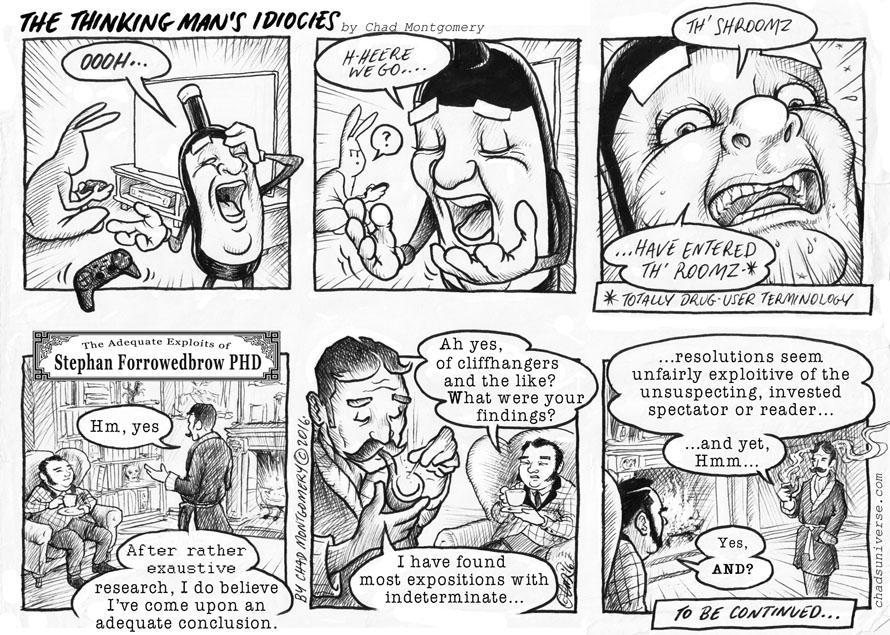 Adequate Comic Strip